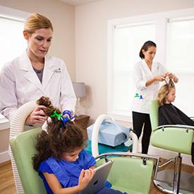 Full-Service Head Lice Treatment