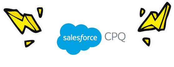 Salesforce Lightning + CPQ