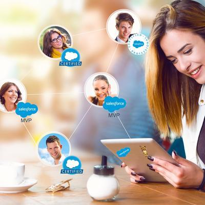 Find Your Tribe - Building A Network Through Salesforce