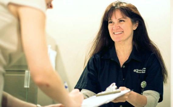 Providing superior service and patient care