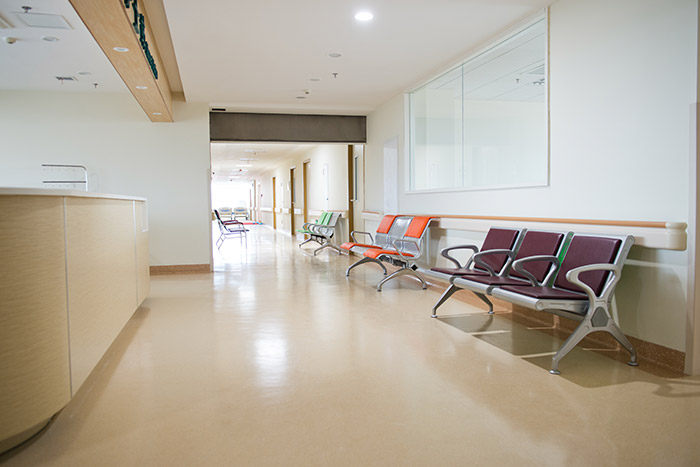 commercial healthcare flooring