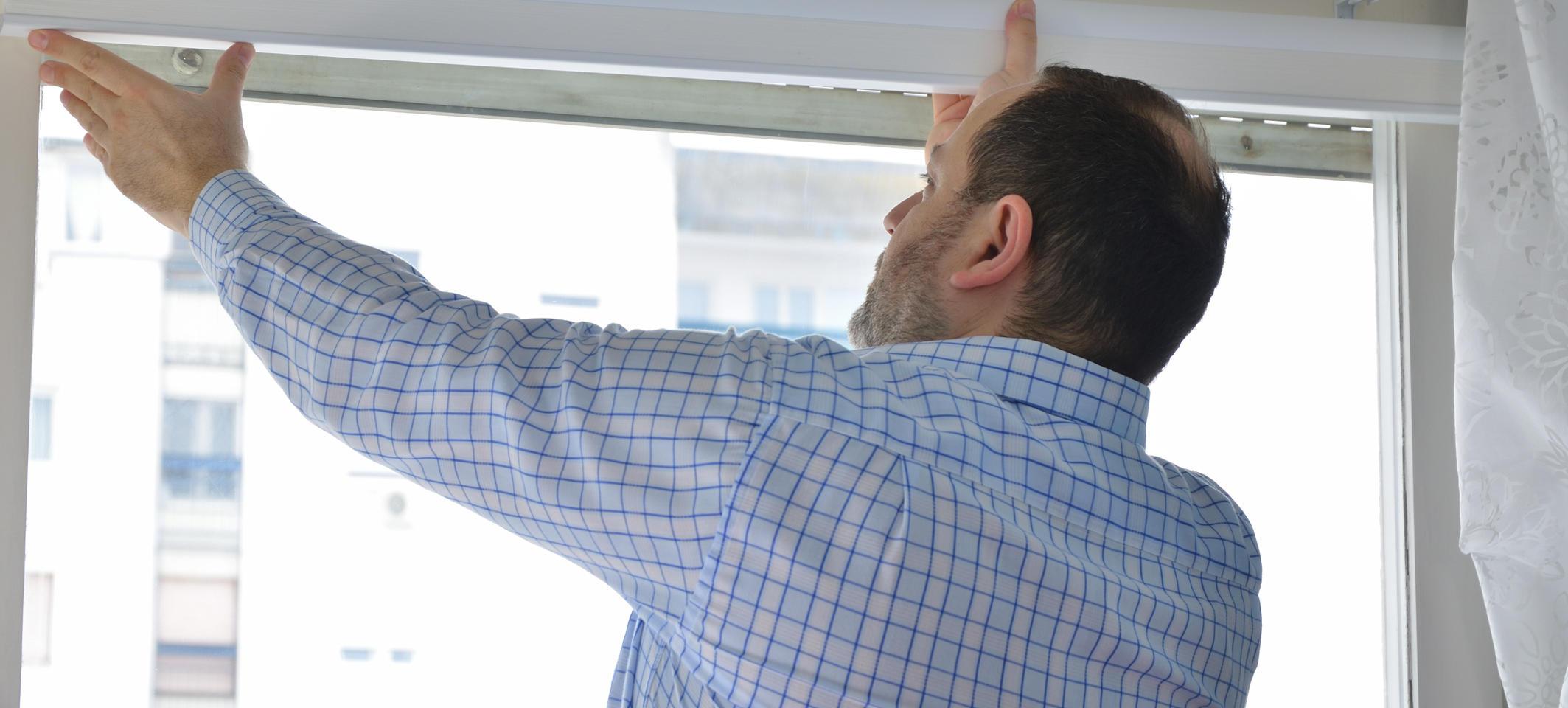 Window treatment Installation