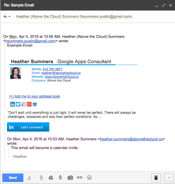 5 Gmail and Google Calendar Tips for Outlook users