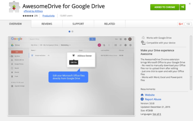 5 Hacks for Google Drive
