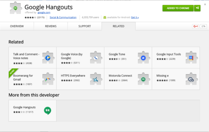 5 Google Extensions for Independent Contractors