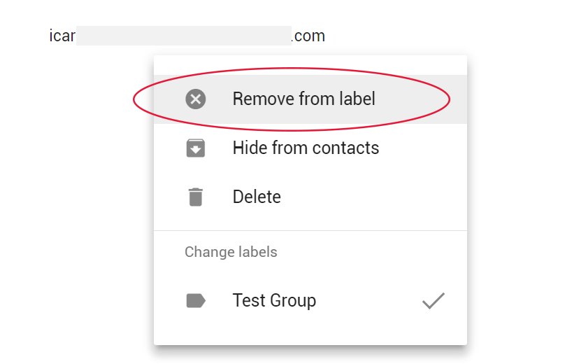 How to Use the New Google Contacts