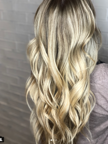 Rice Village Balayage