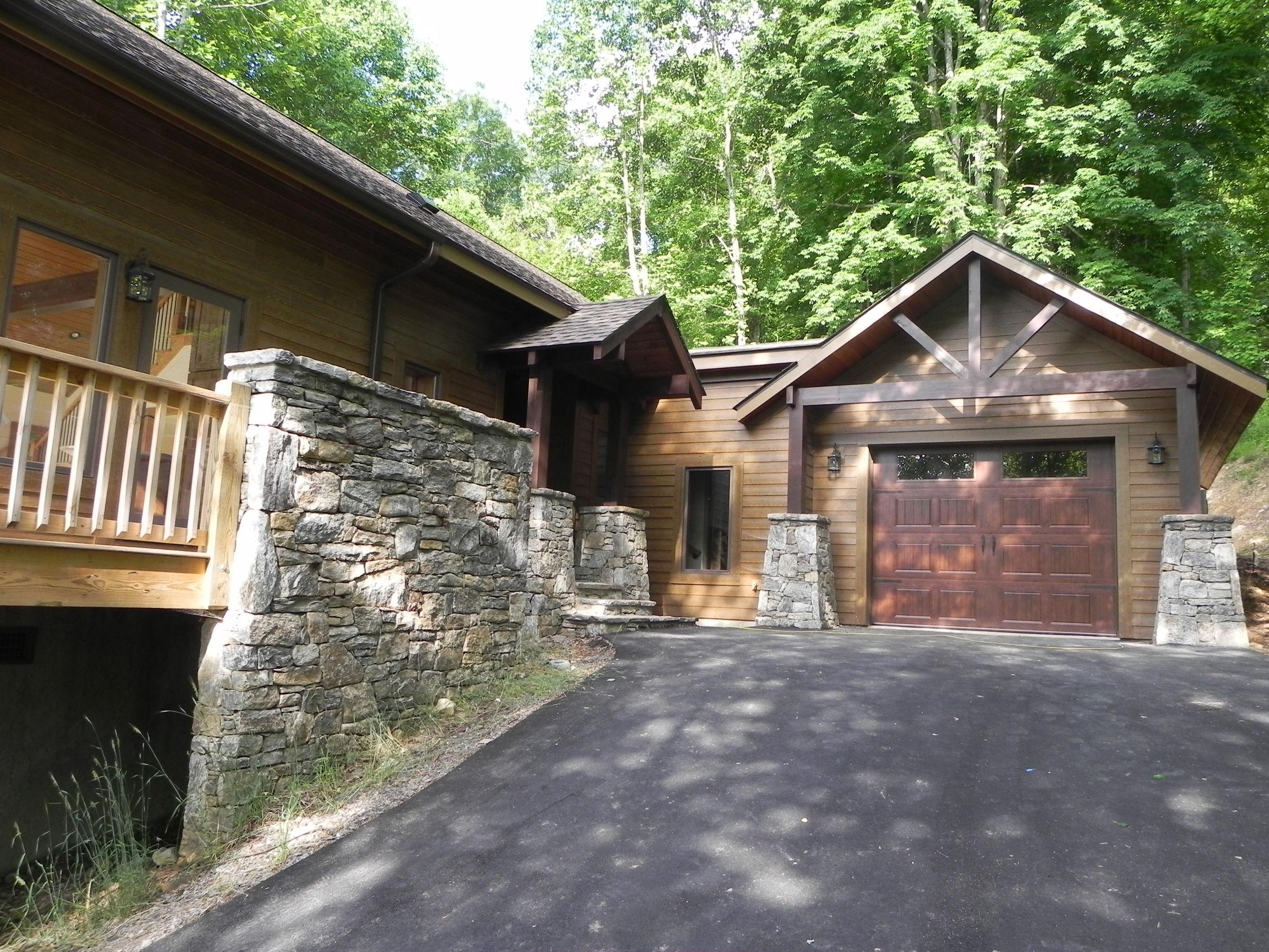 Timber Frame Home Builder In North Carolina