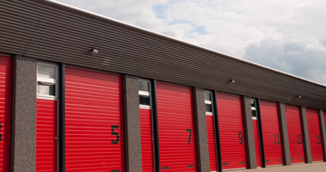 Commercial Overhead Door Installation