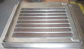 Filtered Ventilation Louver