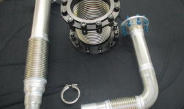 Turbo Flex Exhaust Connection