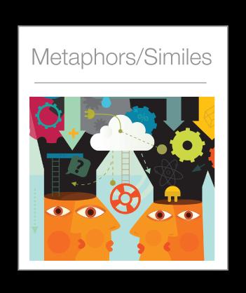 Metaphors Similes