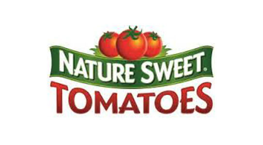 Nature Sweet Tomatoes Logo