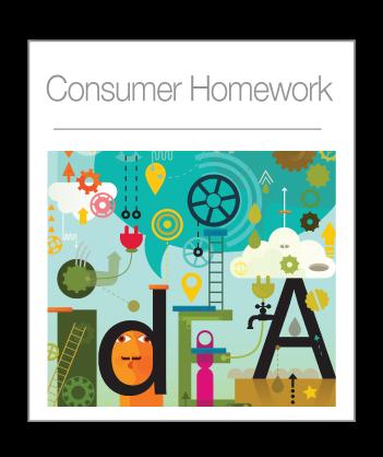 Consumer Homework