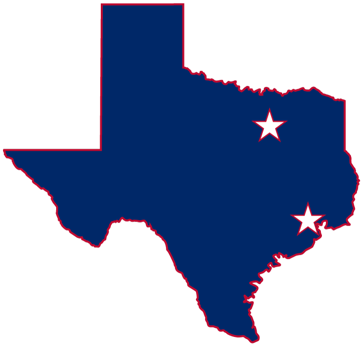 Texas Eviction Service Areas Served