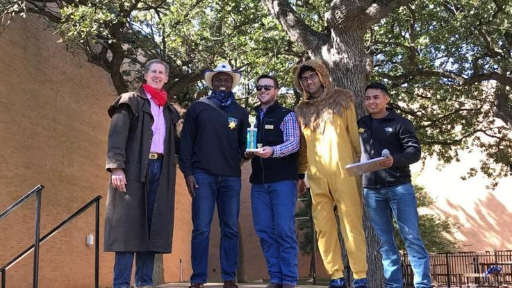 Annual Chili Cook Off at The University of Texas at Arlington - 2017