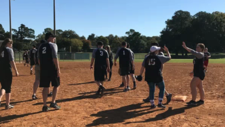 SFC PARTICIPATES IN SOFTBALL TOURNAMENT - 2018