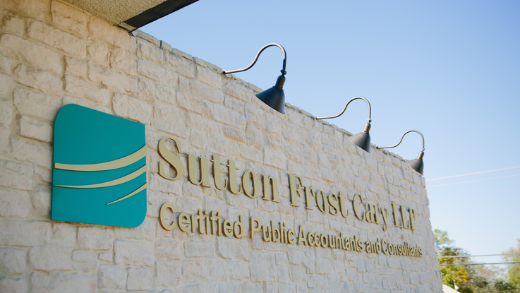 SUTTON FROST CARY LLP, ANNOUNCES MERGER OF GREENE & RUGGEBERG CPA FIRM TO FURTHER GROW AND EXPAND CLIENT SERVICES