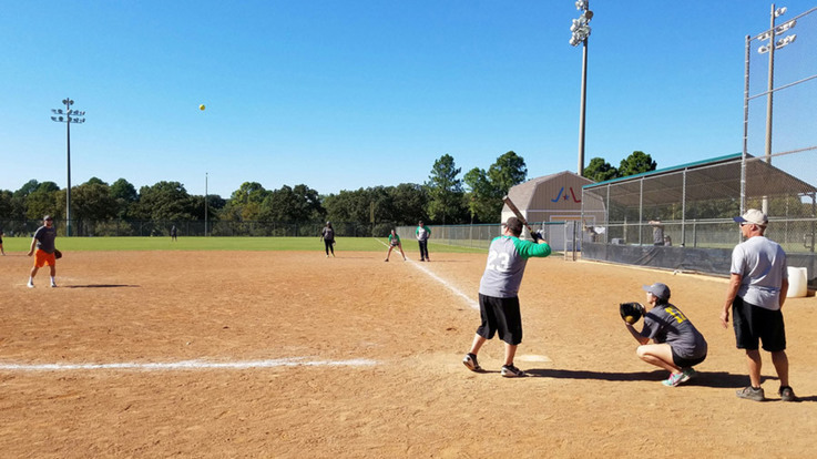 SFC Participates in Softball Tournament