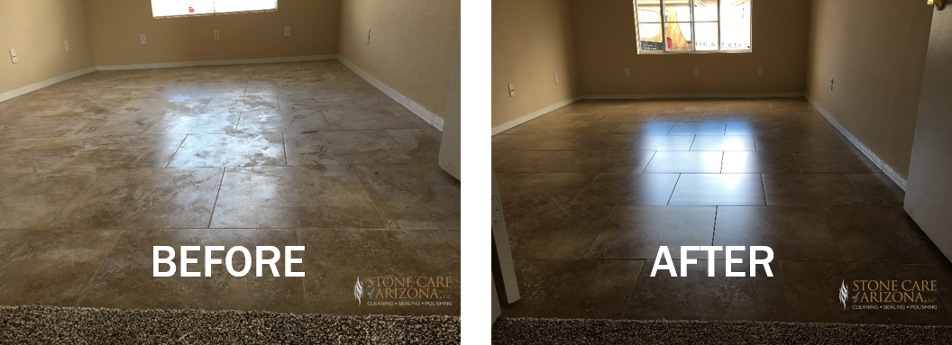 How to Remove Grout Haze in Phoenix, Arizona