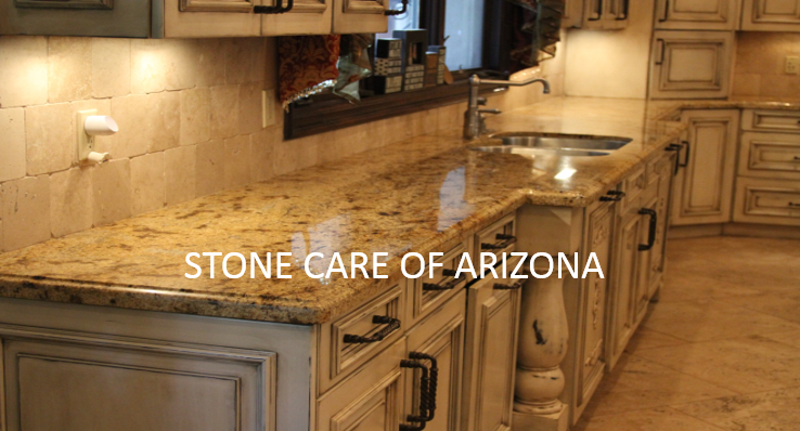 GRANITE CLEANING AND SEALING IN PARADISE VALLEY, ARIZONA