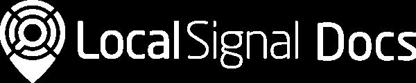 LocalSignal Docs